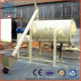 Misturador de fita horizontal de aço inoxidável