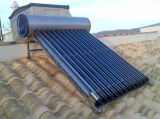 Alto Efficiency Vacuum Tube Solar Water Heater con CPC