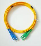 Adaptador óptico de fibra de la fábrica de China