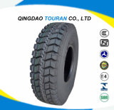neumático de 9.00r20 10.00r20 TBR, neumático radial del carro, neumático del carro