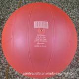 Voleibol inflable del PVC de la insignia de encargo