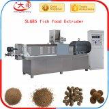 Extrudeuse de nourriture de poisson flottante à grande capacité