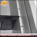 Knocked Down Gabinete de arquivo de metal de cinza de 4 gavetas de alta qualidade