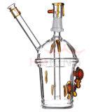 Трубы формы бутылки Hbking труба водопровода просто миниой стеклянной куря