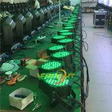 Nieuwe Slanke LEIDEN van het Ontwerp Vlak PARI Lichte 54PCS*3W 3in1 Edison LEDs Wireless Optional