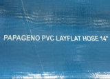 14 인치 PVC Layflat 호스