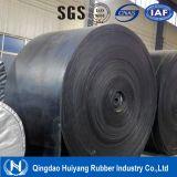 Bande de conveyeur en caoutchouc renforcée de cordon en acier de treillis métallique de la Chine St2000