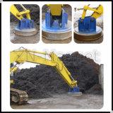 Adatto dell'escavatore che alza magnete per scarto d'acciaio che alza Emw