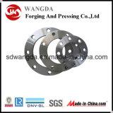 ANSI BS DIN EN1092-1 JIS brida de acero al carbono