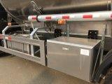 Carro de petrolero de aluminio del combustible de Sinotruk HOWO T5g 6X4