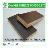 China fabricó negro caliente de la venta 18m m/Brown/la madera contrachapada hecha frente película antirresbaladiza