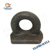 取付金具が付いているDリングを打つことの造られた鋼鉄溶接
