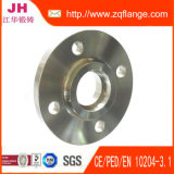 Flange de placa galvanizada do aço de carbono As4087 Pn16