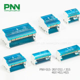 Eind Connector voor DIN Rail Mounting