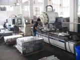 CNC que faz à máquina para as peças de alumínio