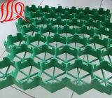 Paver plástico da grama do teto da grade