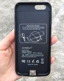 Caisse de batterie sans fil de pouvoir de rétablissement neuf pour l'iPhone 6