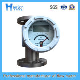 Rotametro del tubo del metallo per industria chimica Ht-0358