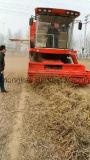Dämpfungsärme Mähdrescher-Erdnuss-Picker-Erntemaschine