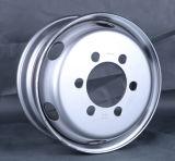 良質のトレーラーのチューブレストラックの車輪(19.5X6.75 19.5X7.50 19.5X8.25)