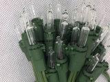 Luz da corda de Incandenscent mini para a decoração do partido e árvore de Natal com desempenho da alta qualidade (IN100)