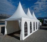 La meilleure tente créatrice de mariage d'événement d'usager de toit de courbe