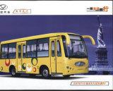 Bus lungo della città (ZGT6710D)