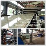 Machine de marbre d'imitation d'extrusion de panneau de mur de PVC