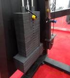 A máquina da aptidão de Precor assentou a imprensa do pé (SD37-A)