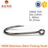 銀製超カラーステンレス鋼ポイントナマズの採取ホック10829