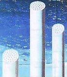 Vivienda de cerámica de la membrana y de los Ss