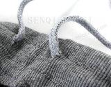 Gli uomini misura i vestiti casuali dei vestiti di pista di Basci in rivestimento e pantaloni di bombardiere di sport