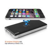 Dual USB-uitgang 5V DC / 1A en 5V DC / 2.1A , Real Apacity 10000mAh Power Bank voor mobiele telefoon