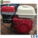 Охлаженный водой одиночный бензиновый двигатель хода цилиндра 4