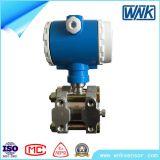 Transmissor de pressão diferencial hidrostático elevado inteligente de 4-20mA com protocolo Hart