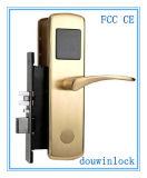 Populärer verwendeter Hotel-Schlüsselkarten-Verschluss für Verkauf