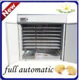 Incubatrice automatica approvata dell'uovo del pollo del Ce delle 1848 uova (YZITE-14)