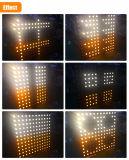 Luz blanca de la matriz del oro LED 36PCS*3W