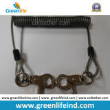 Colhedor inoxidável inovativo puxando forte da segurança da bobina da espiral do fio de aço