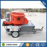 Pulvérisation à haute pression de mur de pulvérisateur de la colle de machine de jet de mortier de la construction la plus neuve