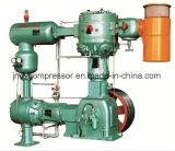 компрессор воздуха 4L-20/8 с ISO
