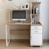 Mesa do computador com a gaveta do Hutch para a estação de trabalho do escritório Home