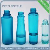Botella de cristal anti del sentido de la botella del animal doméstico que se quiebra