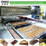 شوكولاطة آلة [شكلت] [بروسسّ لين] آليّة مزدوجة طلقة خردق شوكولاطة [موولد] معمل شوكولاطة آلة ([قج175])