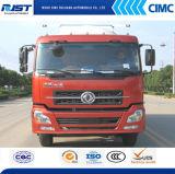 Dongfeng 8X4 대량 시멘트 유조 트럭 /Powder 유조 트럭 시멘트 수송 유조 트럭