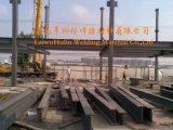 Flux de soldadura de la alta calidad Sj101 para el edificio de puente