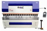 Machine à cintrer hydraulique 125t 6000mm de plaque d'acier inoxydable