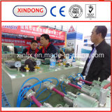 Linha de produção automática cheia tubulação da tubulação do PVC da máquina da tubulação do PVC do PVC que faz a máquina