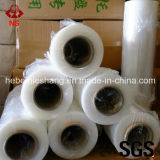 Manual de film estirable PE Pallet Shrink Wrap Film