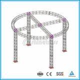 Круговая ферменная конструкция освещения ферменной конструкции венчания ферменной конструкции